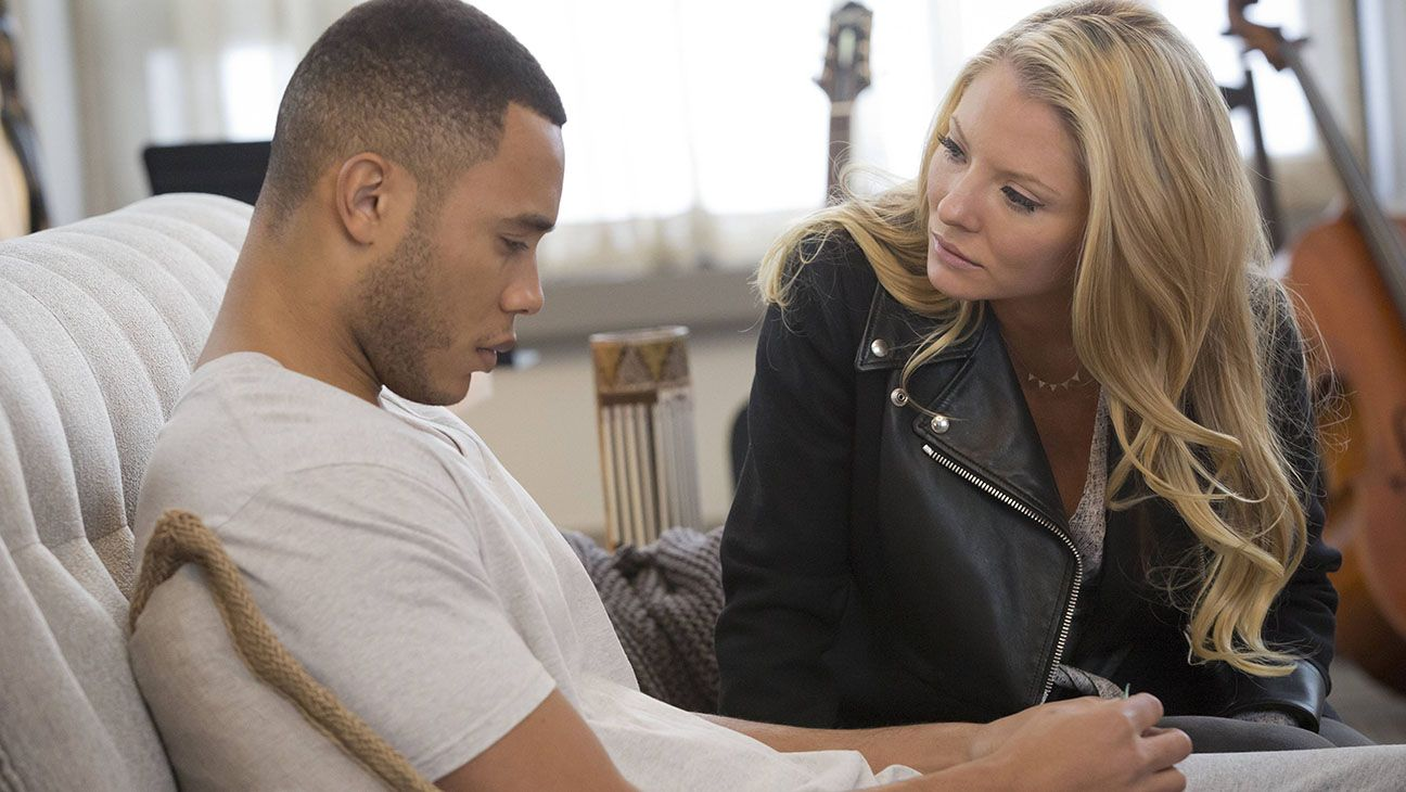 'Empire's' Kaitlin Doubleday on Rallying Around Andre (Exclusive Video)