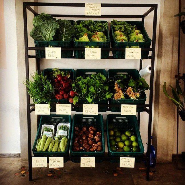 O Instituto Chão quer incentivar as pessoas a pensarem de forma mais consciente sobre alimentação. Aberto ao público na capital paulista, a loja da organização