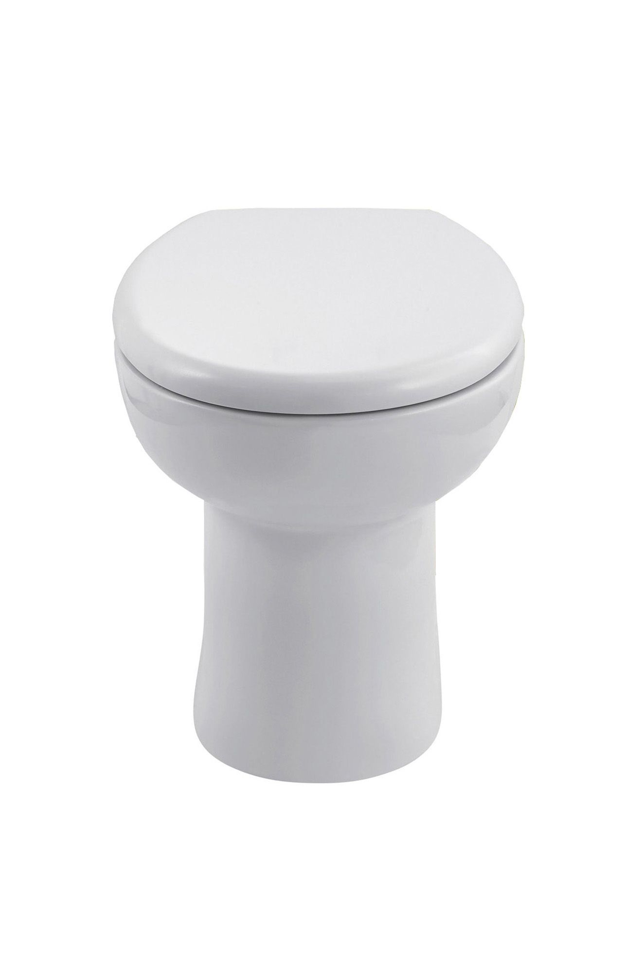 Cooke Lewis Perdita Back To Wall Toilet With Soft Close Seat