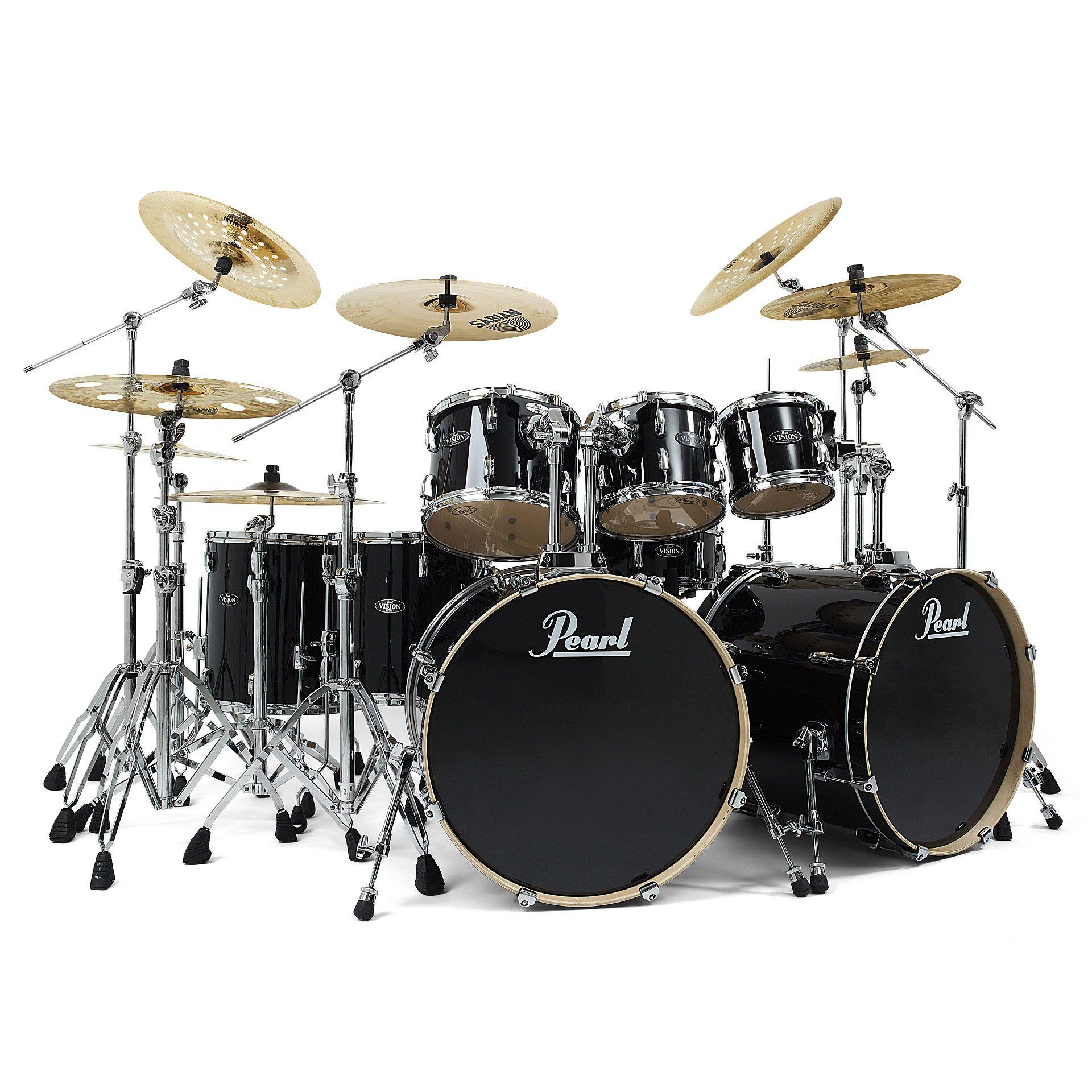 Pin by arto on drum studio in 2020 | Pearl drums, Acoustic drum, Drums