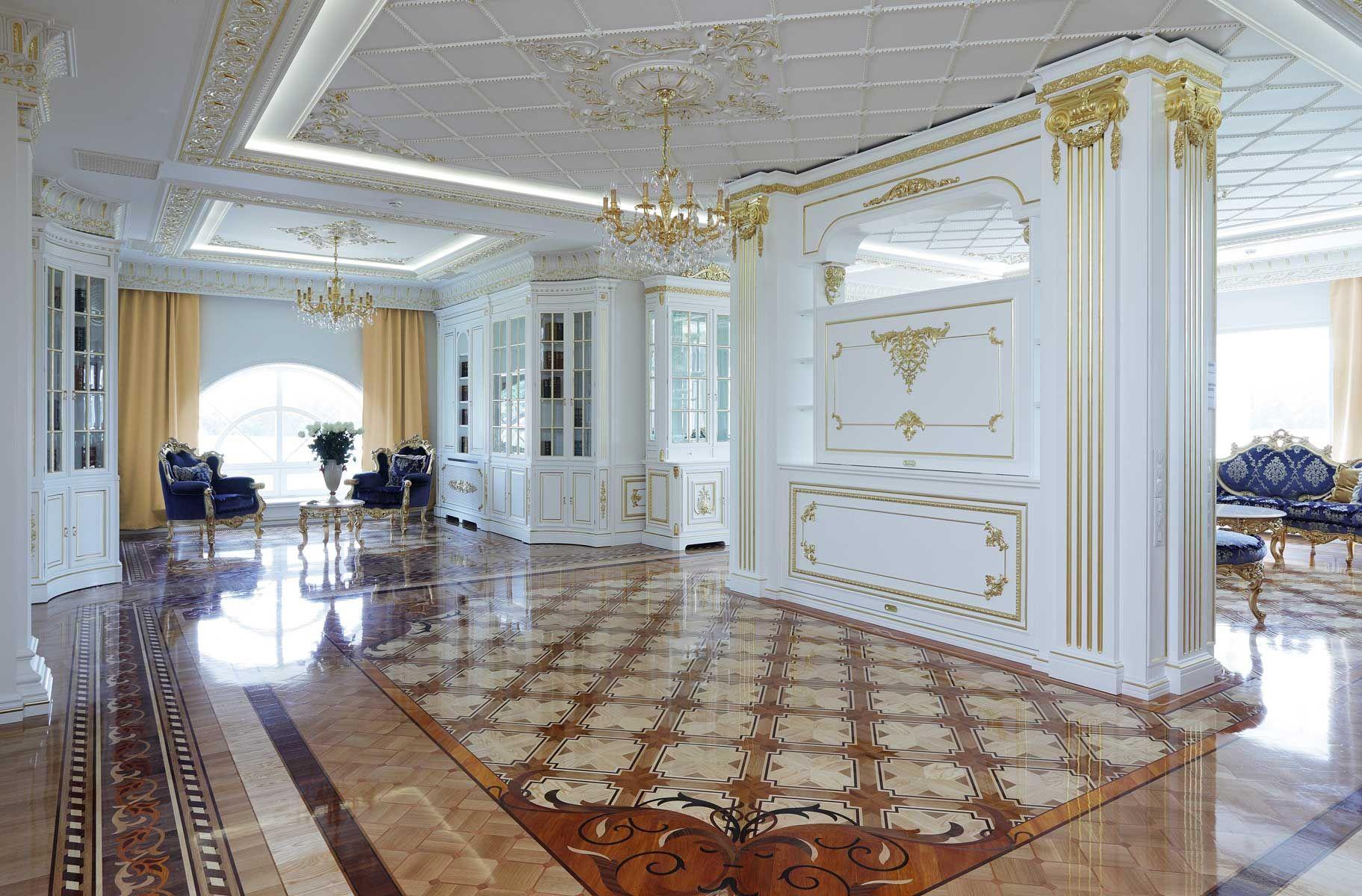 Interni di lusso sf95 pineglen for Arredamento interni lusso