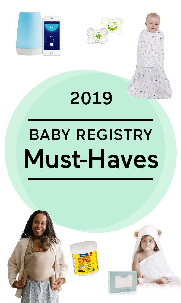 2019 Baby Registry Must-Haves