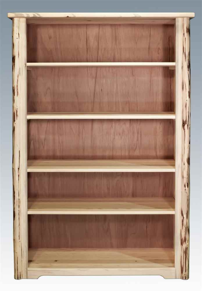 Montana Woodworks Bookcase With Adjustable Shelves (MWBCS)   ShopLadder
