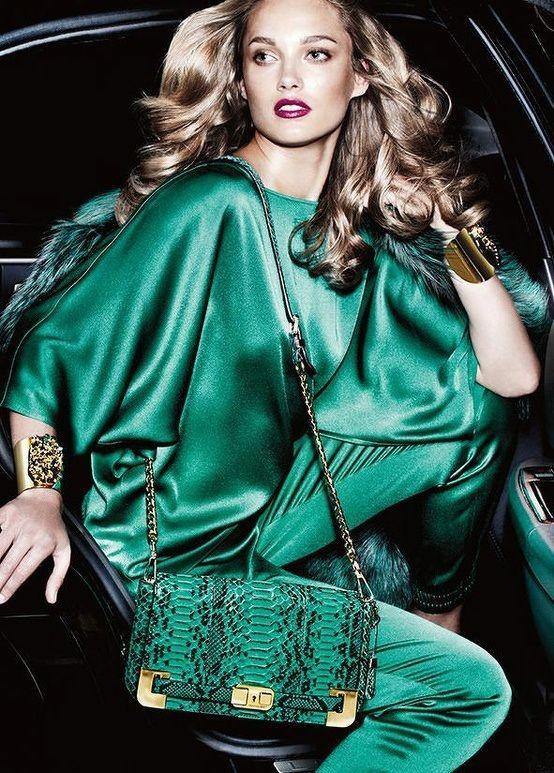 Trend: Go Green | #inspiredby