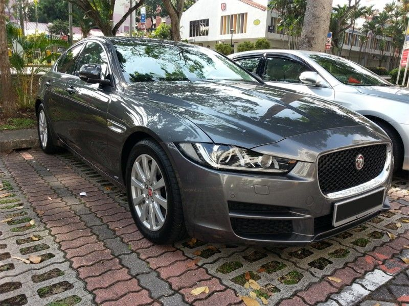 Ammonite Grey Prestige From Singapore Post Pictures Of Your Jaguar XE Here    Jaguar XE Forums