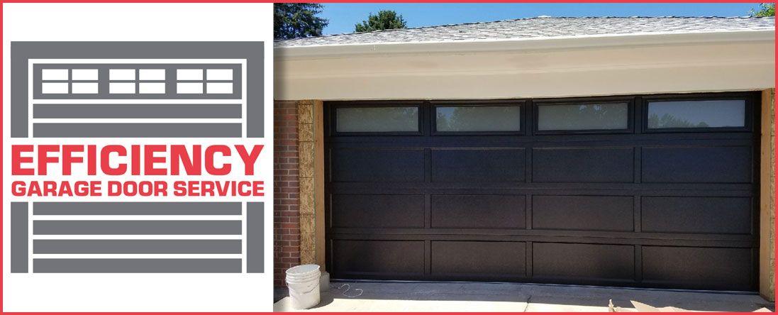 Garage Door Sales At Efficiency Garage Door Service Garagedoors