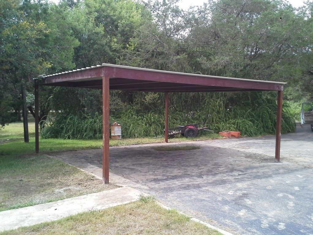 20 x 20 carport free standing (11) Carport Patio Covers