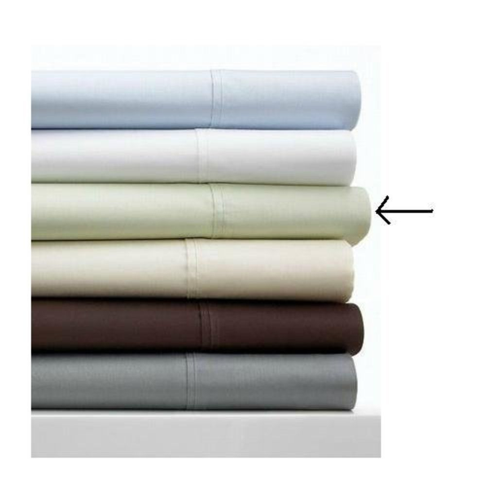 Castlewood Manor 750tc Queen Sheet Sets Sage Green Cotton Blend Sateen Nwt Castlewoodmanor Sheet Sets Queen Sheet Sets Castlewood