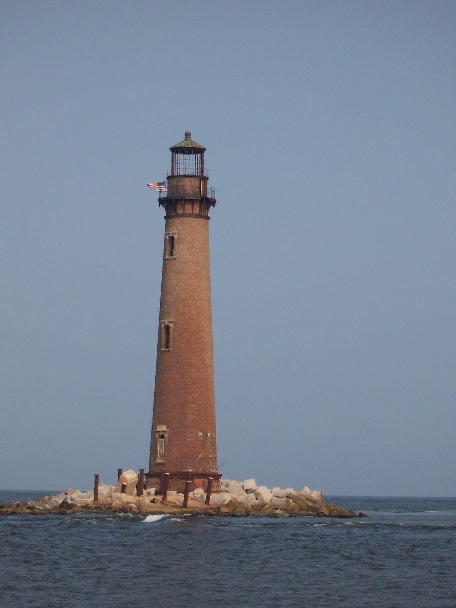 Dauphin Island #Lighthouse    http://dennisharper.lnf.com/