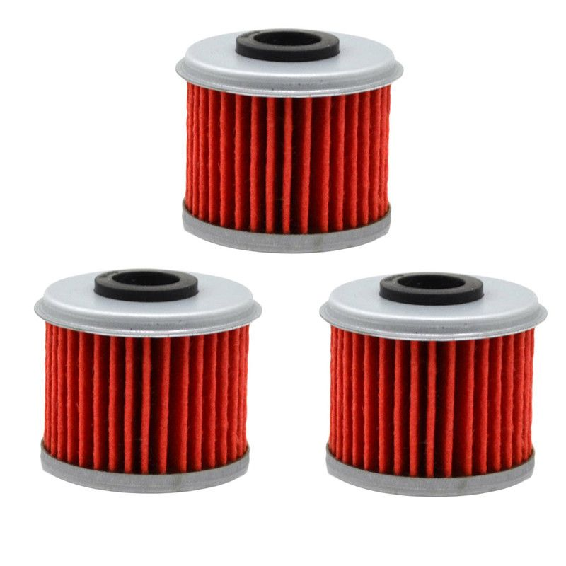 3pcs Motorcycle Engine Parts Oil Grid Filters For Honda Crf150r