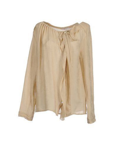 Gold case Women - Shirts - Long sleeves, wide neck