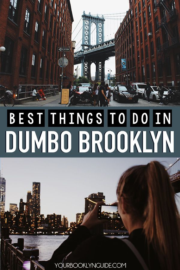 Best Things To Do In Dumbo Brooklyn Dumbo Instagram Spots Nyc Instagram Spots Brooklyn Bridge In 2020 New York Travel Guide New York City Travel Nyc Travel Guide