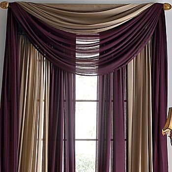 window treatments living room curtains