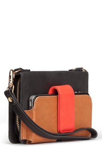 Perfect size bag for a night out with easy access to your phone!