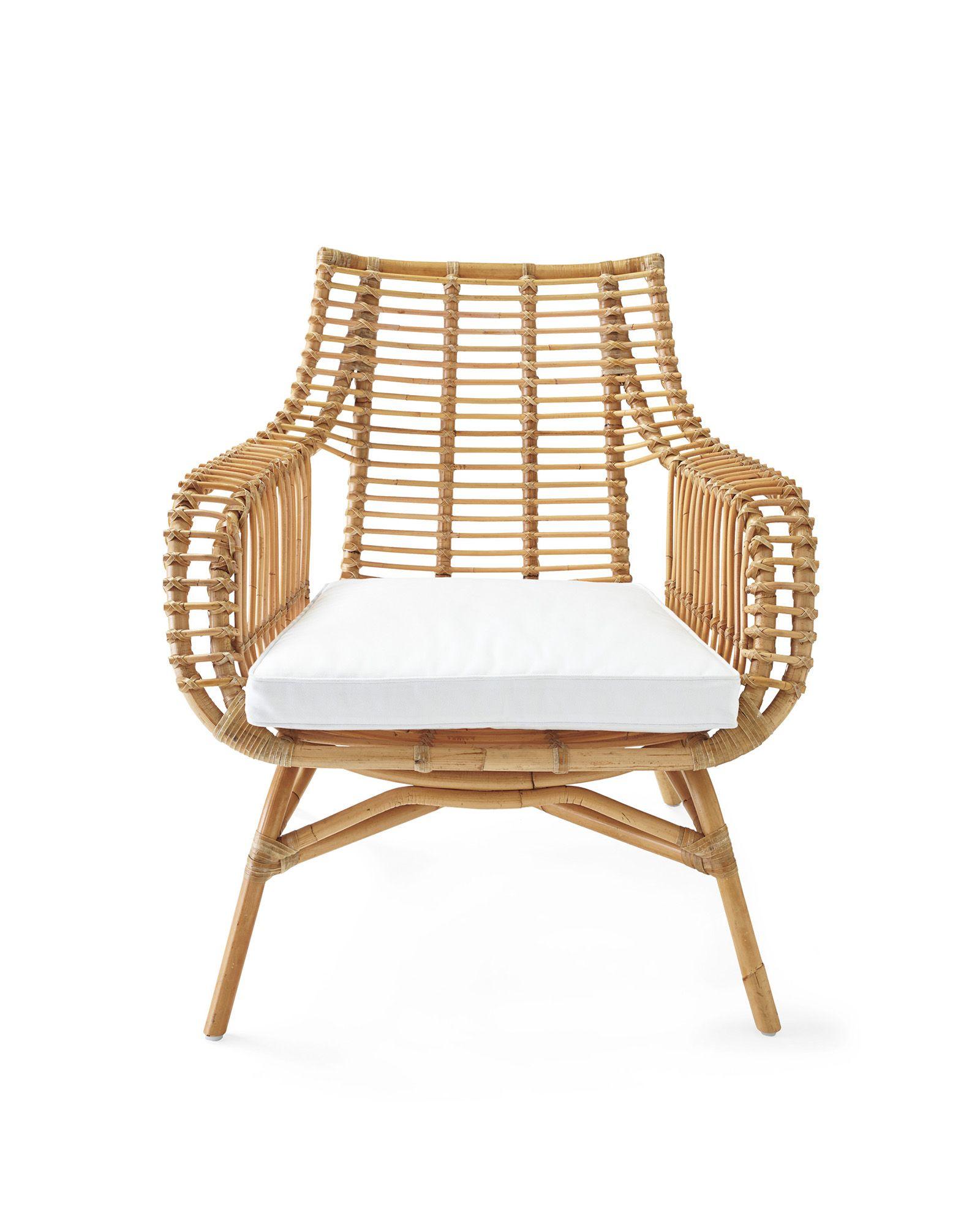 Venice Rattan Chair Cushionvenice Cushion