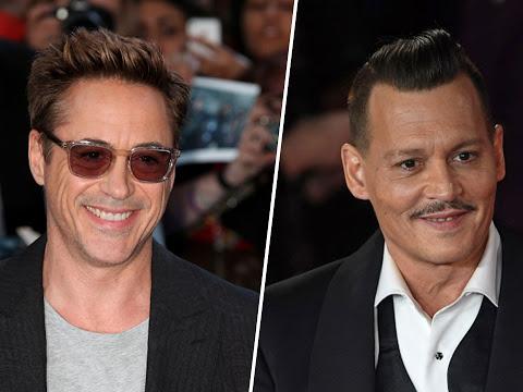 Robert Downey Jr, Johnny Depp… les 12 derniers Sherlock Holmes