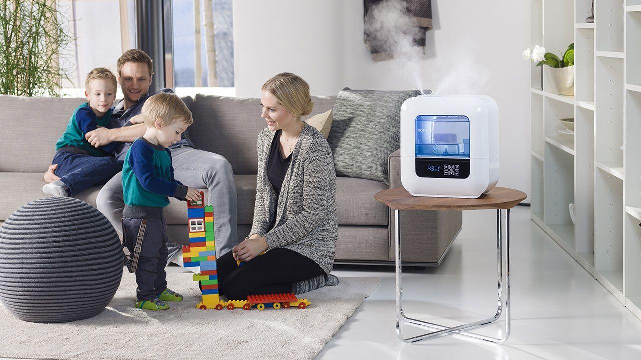 Boneco U700 Warm & Cool Mist Ultrasonic Humidifier