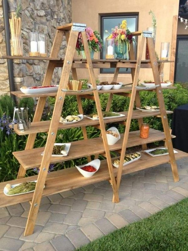 14 Creative Ways To Upcycle Ladders | Upcycle, Architecture ...
