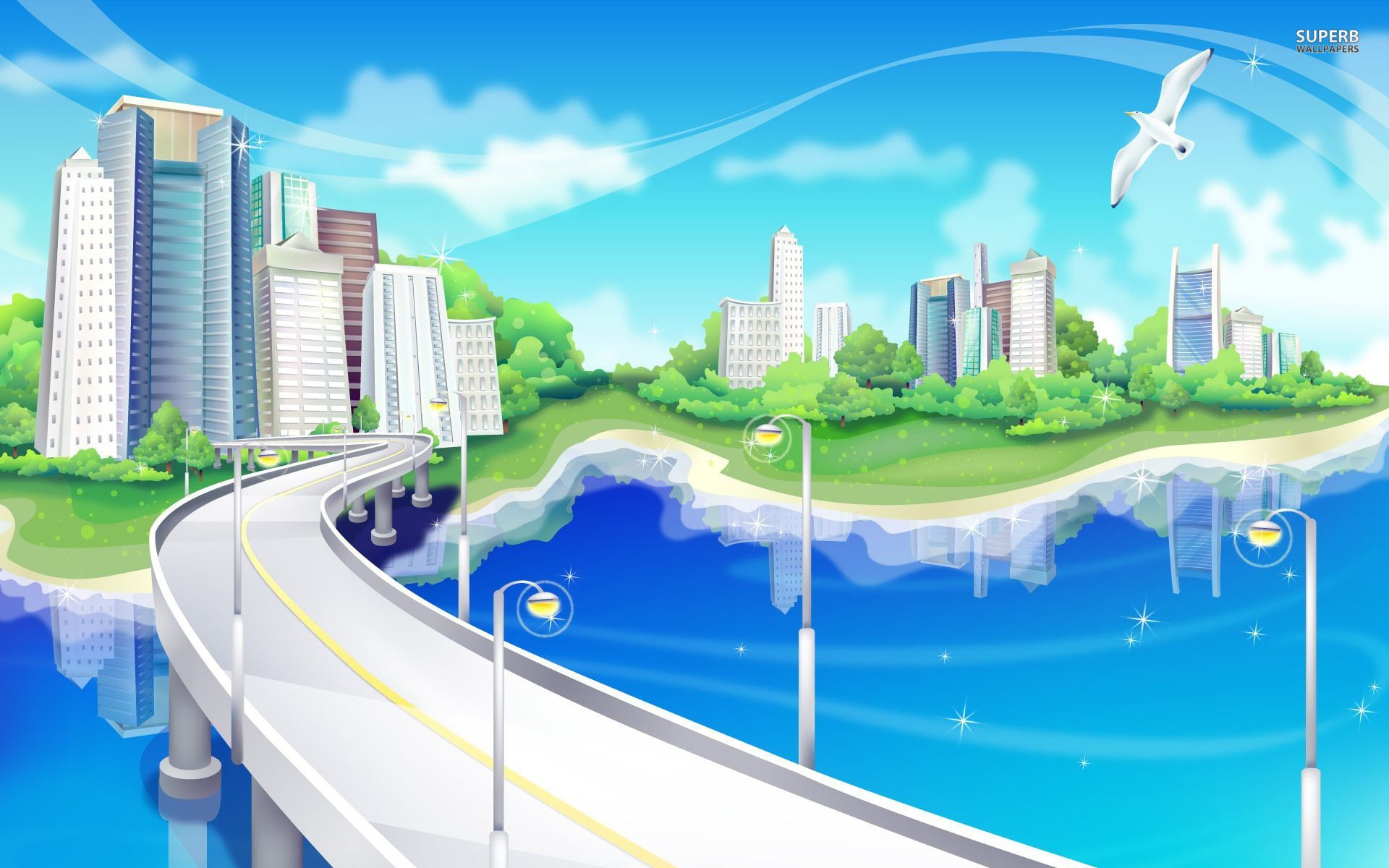 Cartoon City Vector City Cartoon Background Download Hd Wallpapers City Cartoon Cartoon Background City Vector