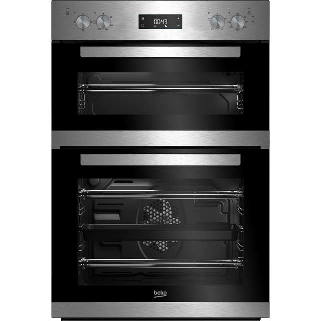 Built In Electric Double Ovens Ao Com Electric Double Oven Stainless Steel Oven Double Oven
