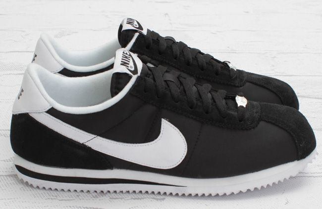 Cortez Nike Black