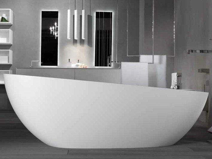 Vasche Da Bagno Boffi Prezzi : Baignoire ovale smooth 1 by rifra my dream home pinterest
