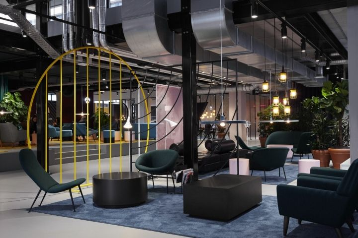The Student Hotel by …,staat, Amsterdam, Rotterdam, The Hauge – Netehrlands » Retail Design Blog