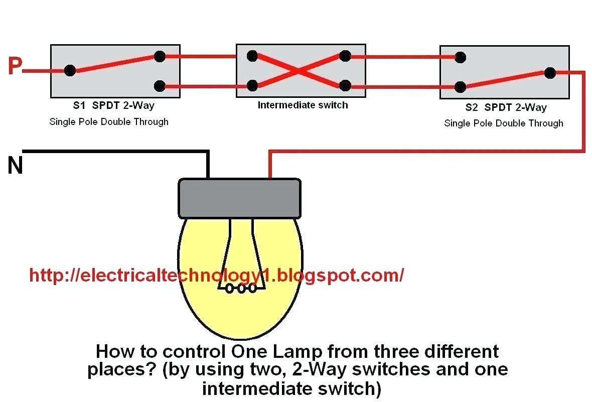 diagram light wiring multiple lights and single [ 1180 x 801 Pixel ]