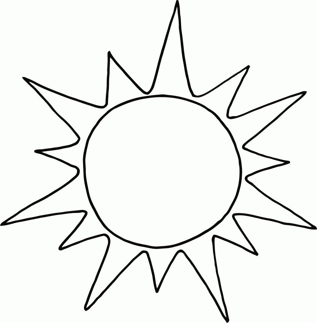 Ausmalbilder Sonne Uber Malvorlagen Sonne Ausmalbilder Sonne