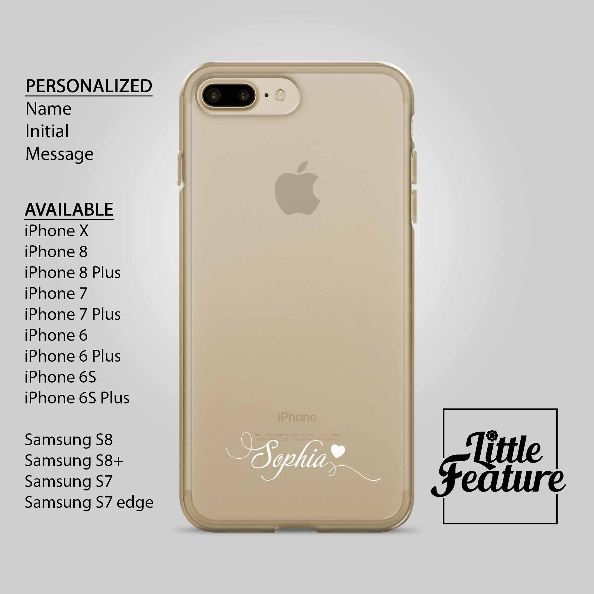 samsung s8 edge phone case personalised