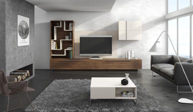 meuble tv contemporain bois 3 idees