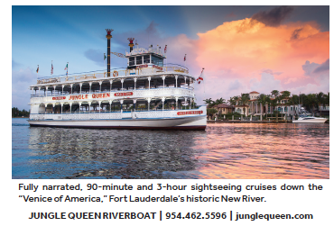Jungle Queen Riverboat!