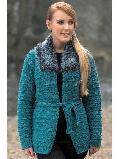 4062: Vest, Jacket & Boot Toppers Knit Pattern   Knitting ...