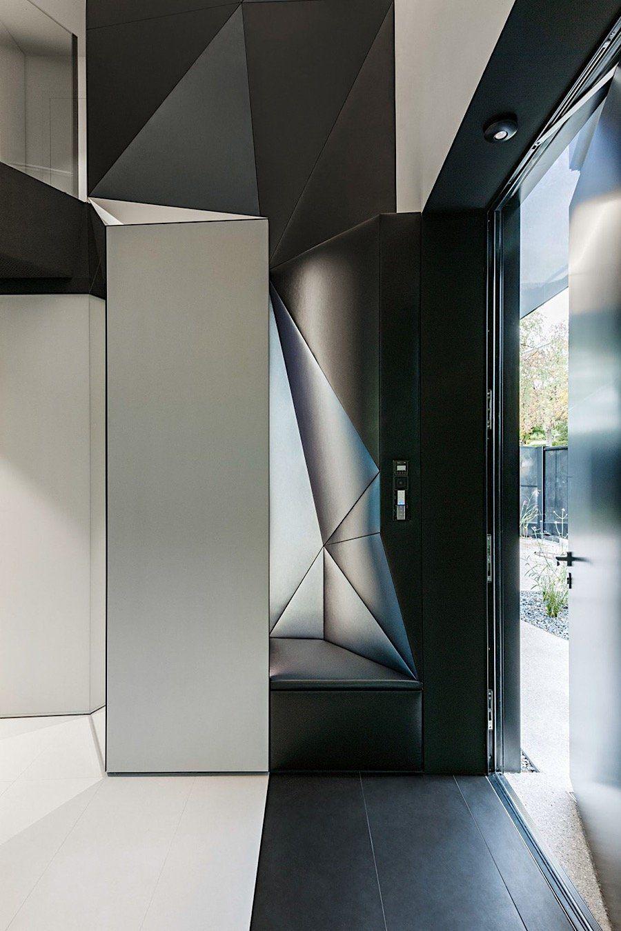 ad2 architekten bauen ein kantiges Haus in Wien | LIVING | Pinterest