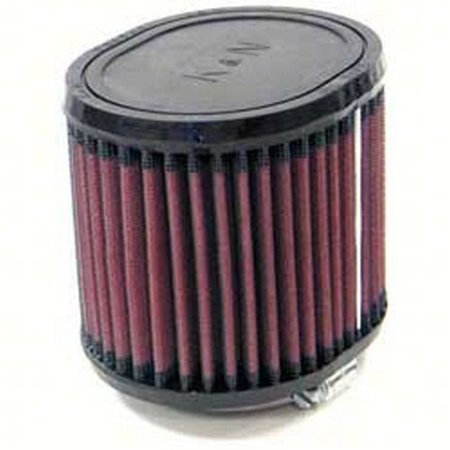 R-0990 K/&N Oval Clamp-On Air Filter