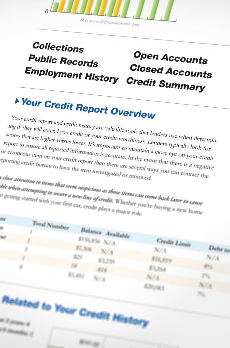 The 8 Best Free Credit Reports of 2020 Credit card