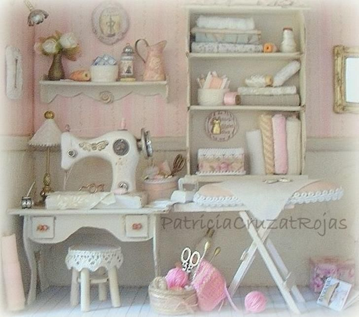 Photo of Preiswerte Shabby Chic Craft Table Ideen 2
