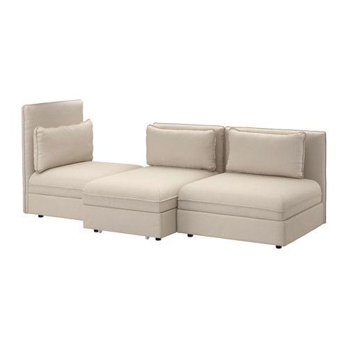 Stile und Farben der Sofabetten IKEA 2019   Sofa stoff ...