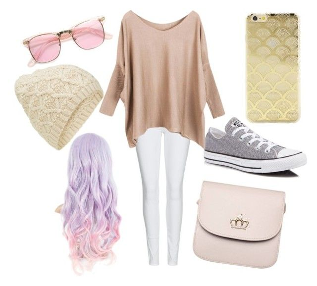"""""""Untitled #11"""" by lildcon on Polyvore featuring Burberry, Converse, Sonix and Accessorize"""