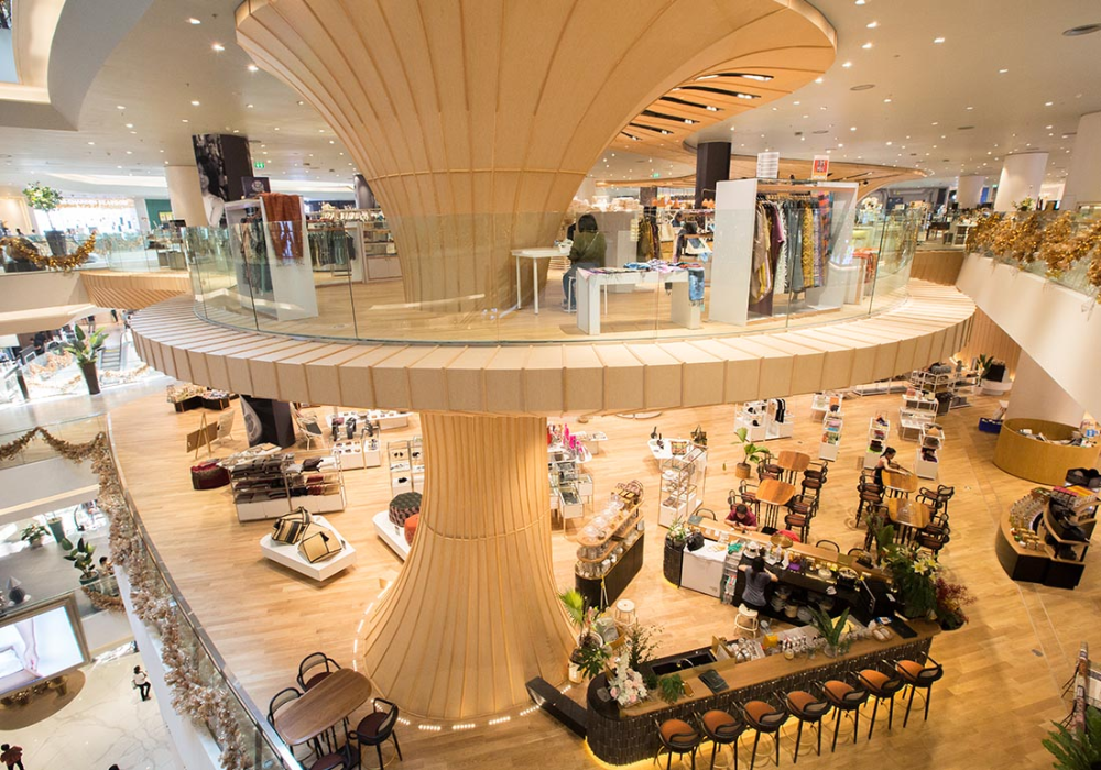 ICONSIAM Bangkok's landmark shopping and entertainment