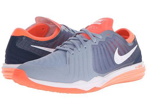 Best Choice Womens Shoes Nike Dual Fusion TR 4 Print Blue Grey/Ocean Fog/Squadron Blue/White