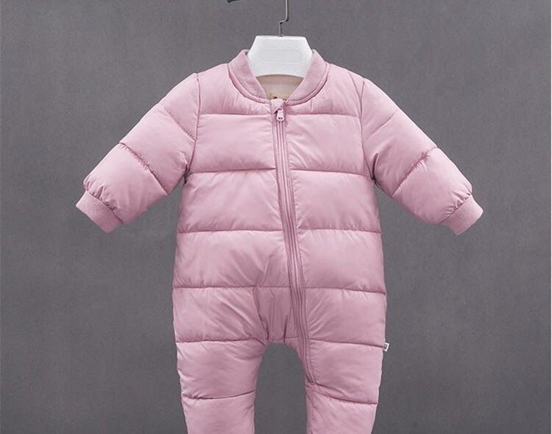 5a9598aa2 Big Discount BibiCola newborn clothes winter baby girls boys rompers ...