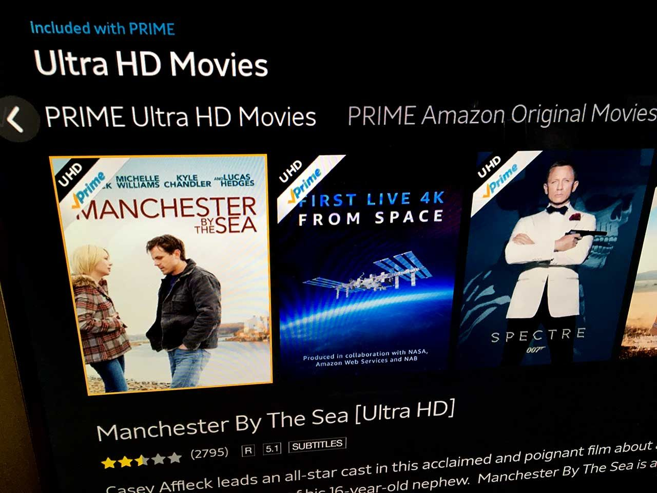 How to Watch 4k Ultra HD Movies & TV Shows on Amazon Video