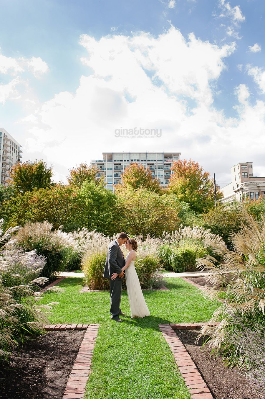 Chicago Women 39 S Park And Gardens Prairie District Wedding Venue Pinterest