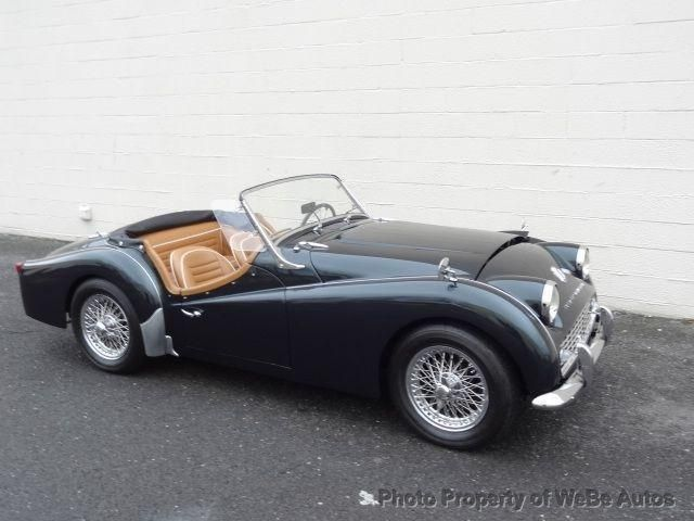 1960 Triumph Tr3 For Sale Convertible Long Island Ny Triumph Tr3 Classic Cars Luxury Cars For Sale
