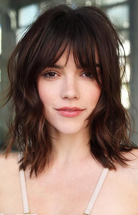 15 Stylish Shag Haircuts for All Hair Lengths