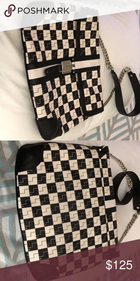 Handbag Lamb designer leather handbag L.A.M.B. Bags ...