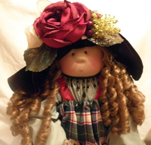 Little Souls Doll—Charlene—by Gretchen Wilson