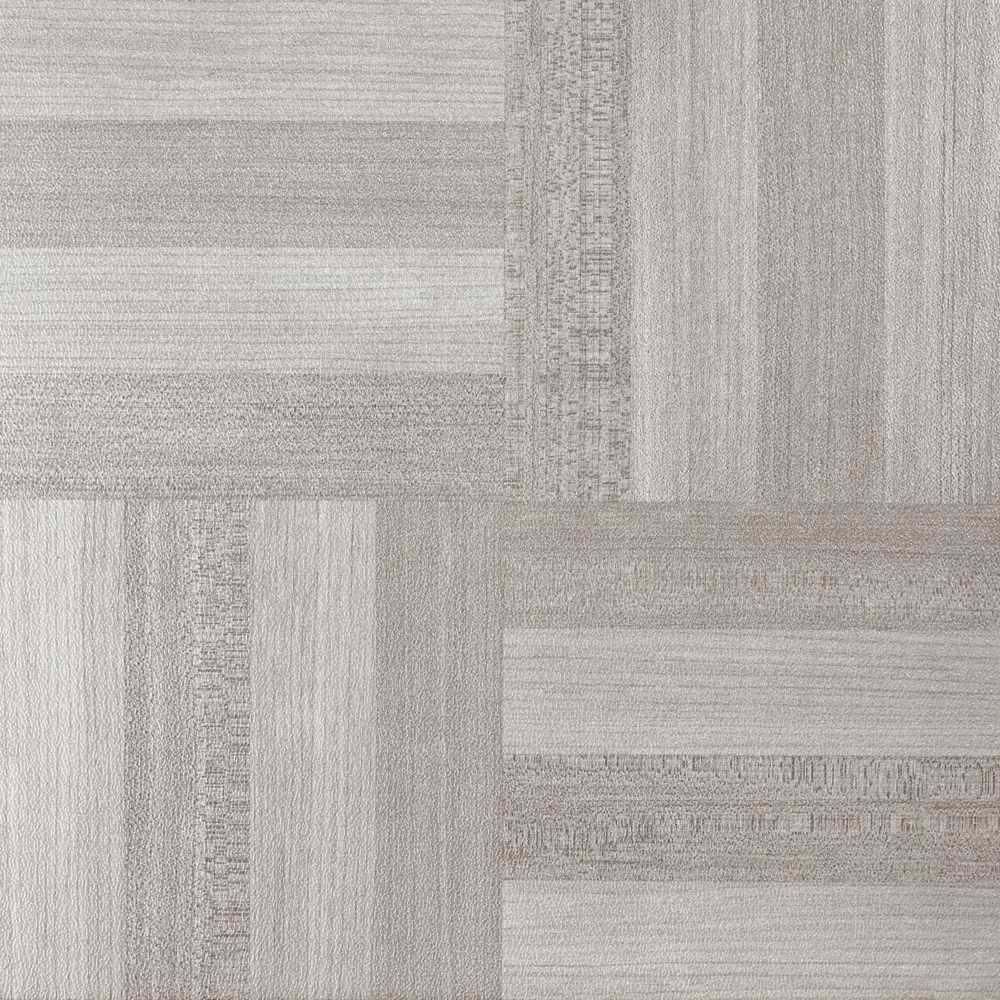 Achim Nexus Ash Grey 12 In X 12 In Peel And Stick Parquet Vinyl Tile 20 Sq Ft Case 289 With Images Adhesive Floor Tiles Vinyl Flooring Grey Wood