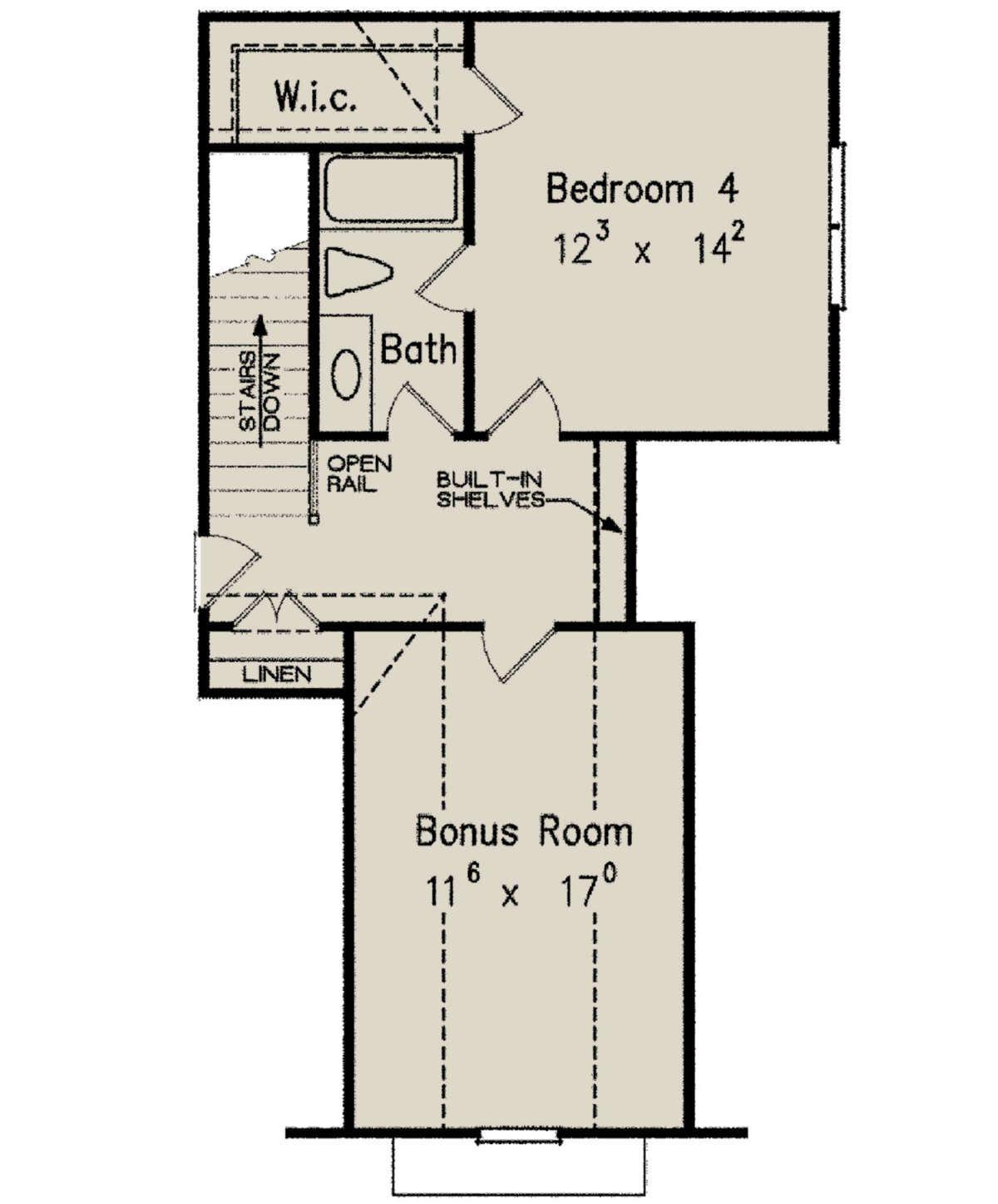 House Plan 8594 00247 European Plan 2 302 Square Feet 3 Bedrooms 2 5 Bathrooms European Plan How To Plan House Plans
